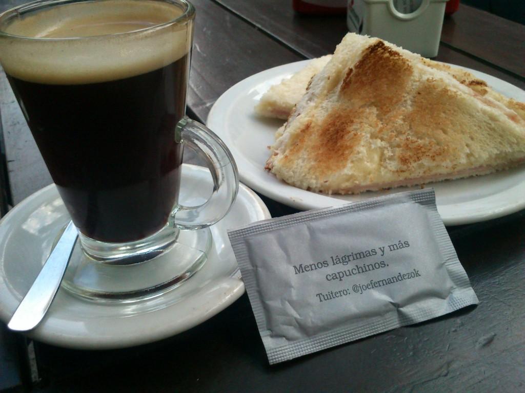 Como se pede um café em Buenos Aires