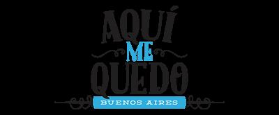 Buenos Aires:  Aquí me Quedo -
