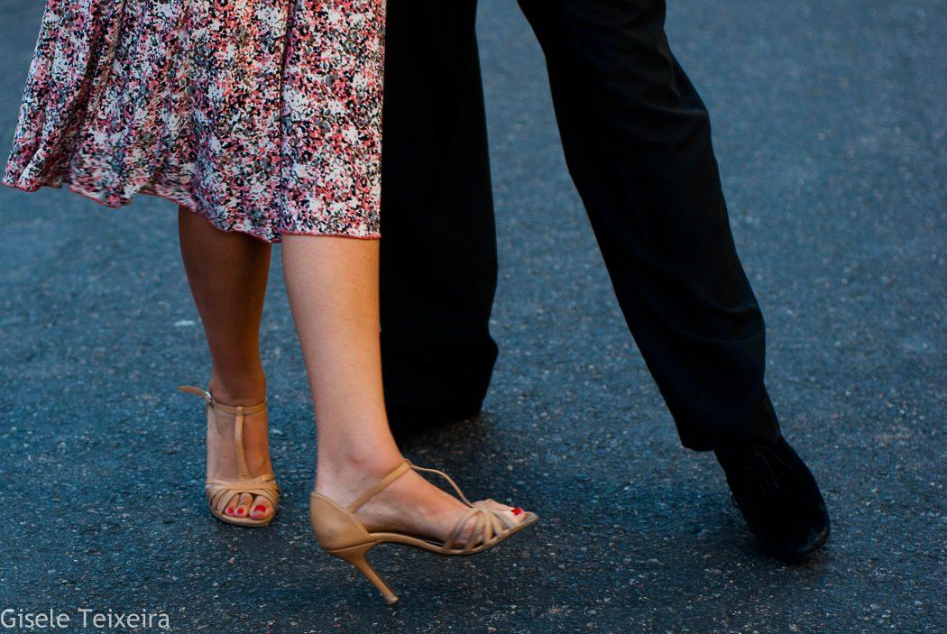 Onde fazer aulas de tango em Buenos Aires